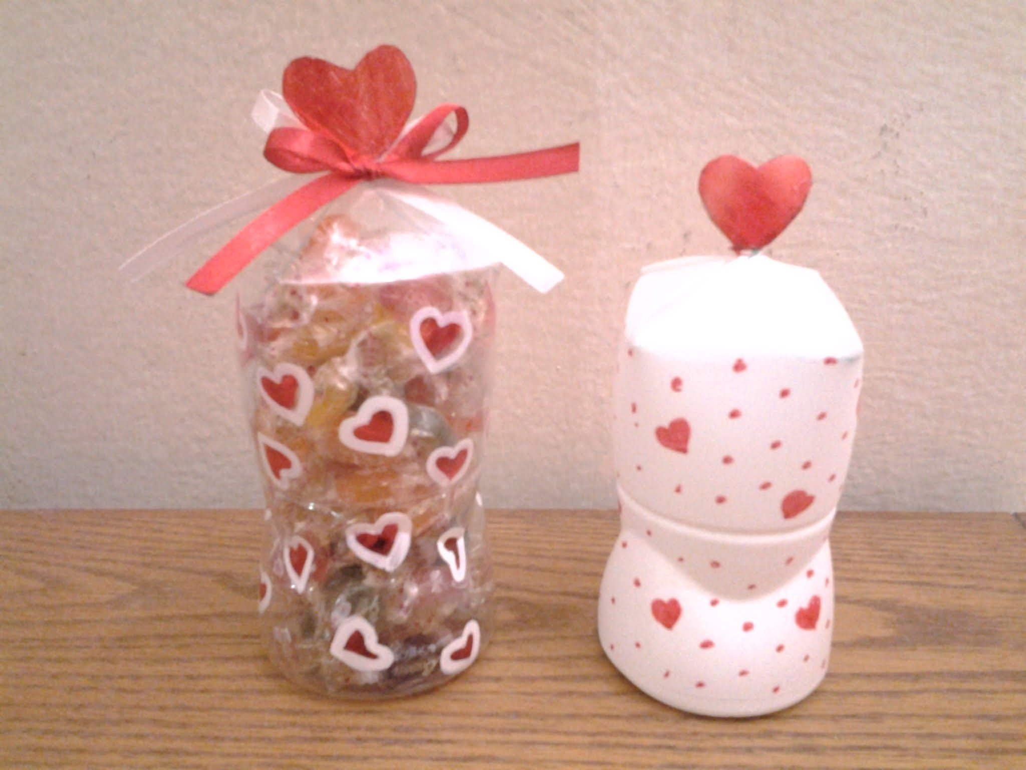 Best out of waste plastic bottle transformed to gift for Crafts from waste plastic bottles