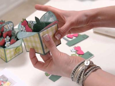 Box Card SVG Kit - Assembly Tutorial
