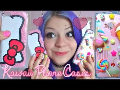 DIY: Easy Kawaii Phone Cases