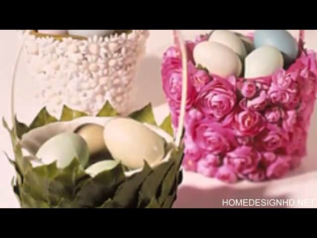 Easter Decorations Creative Ideas Latest Furniture Trends