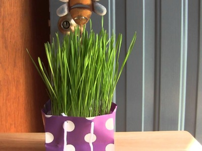 Easy Spring Kids Project