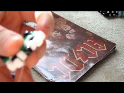 Gir peyote stitch tutorial part 2