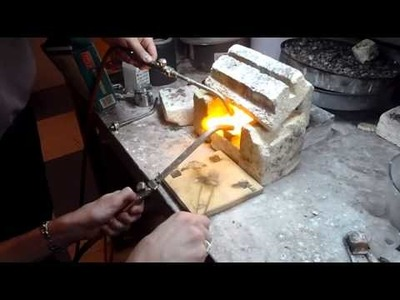 How To: Forge Sterling Silver with Drac (metallurgy modding like a boss)