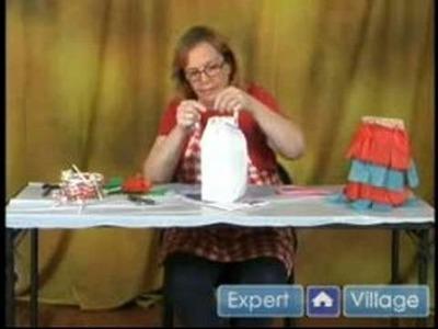 How to Make a Piñata : How to Make a Paper Bag Piñata