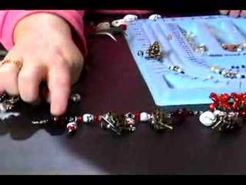 How to Make Beaded Jewelry : Making a Beaded Bracelet
