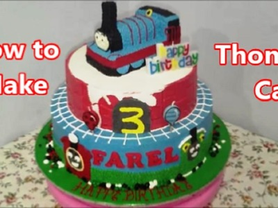 How to Make Thomas Cake