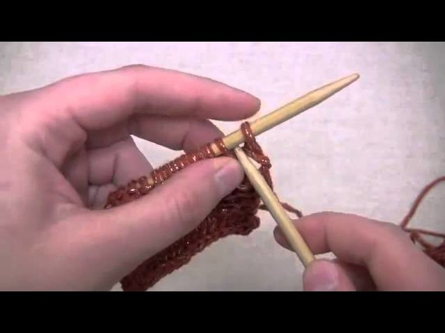 I-Cord Cast On & Bind Off