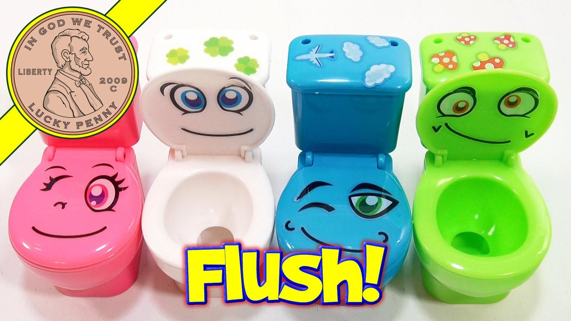 Moko Moko Mokolet Fun Fizzing Ramune Cola Candy Toilet! - Japanese DIY Kit