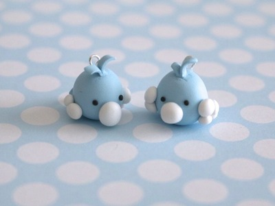 [Pokemon Collab] Swablu Polymer Clay Tutorial ft. Kaizahr