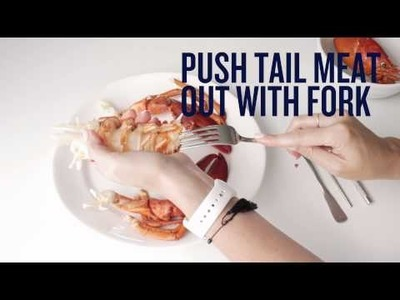 PureWow Presents: How To Eat Lobster Like a Pro