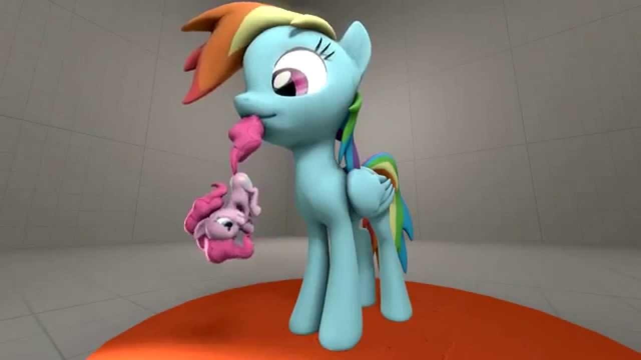 Rainbow Dash Vore