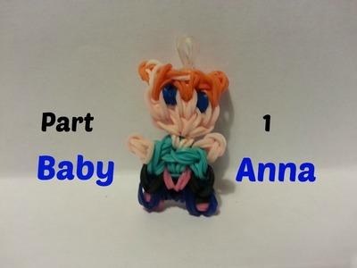 Rainbow Loom - Baby Anna Part 1