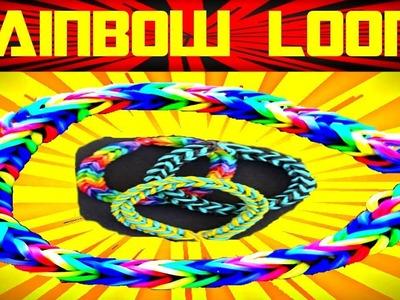 Rainbow Loom Nederlands   Loom Bands   Tutorial, how to, dutch, loom bands HD