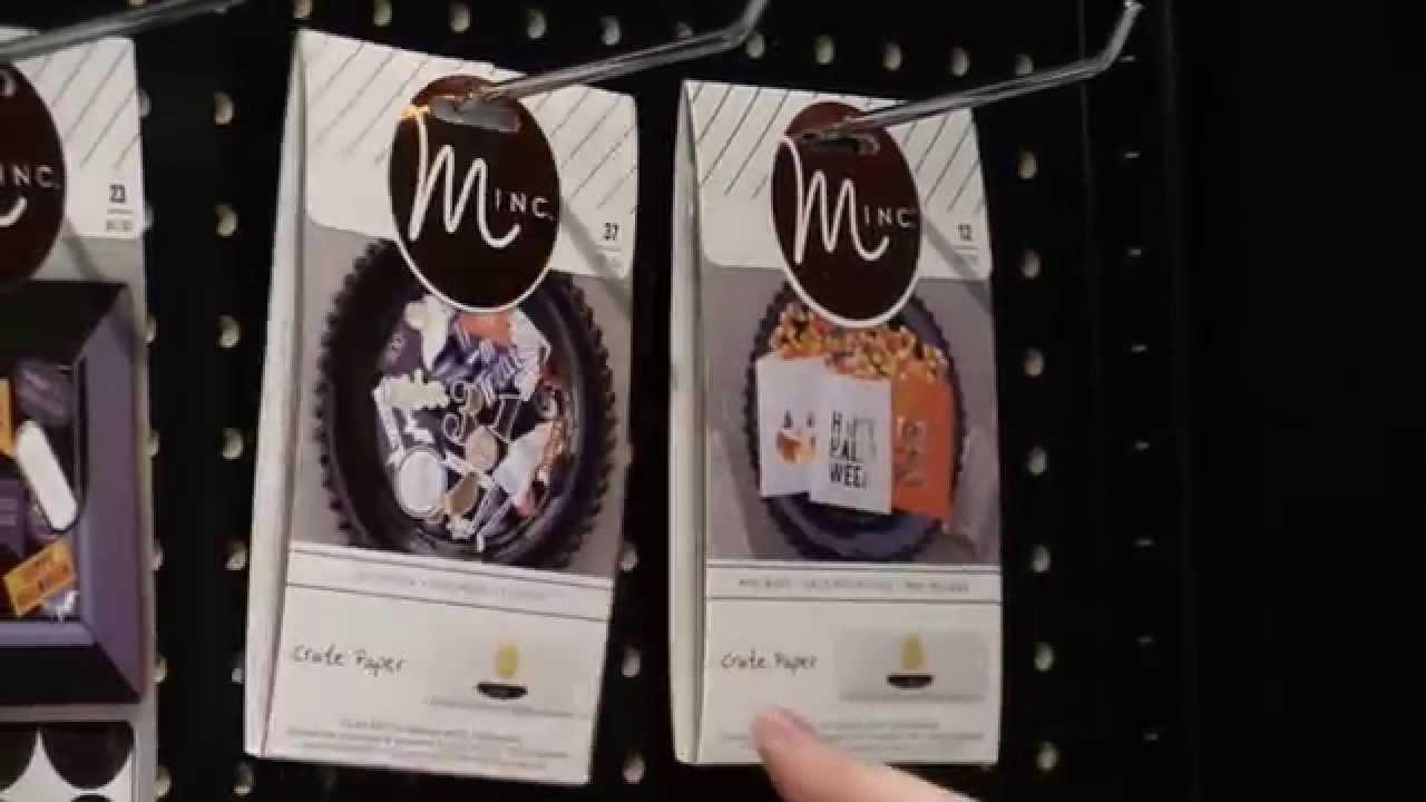 SPC Summer 2015 - Crate Paper - After Dark Minc Accessories
