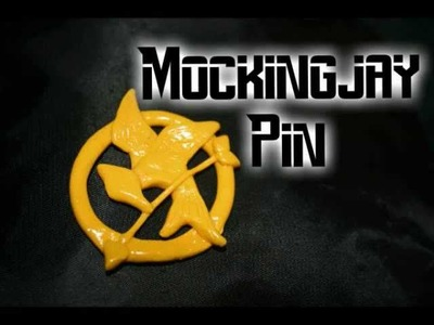 ➹The Hunger Games Polymer Clay charms➹
