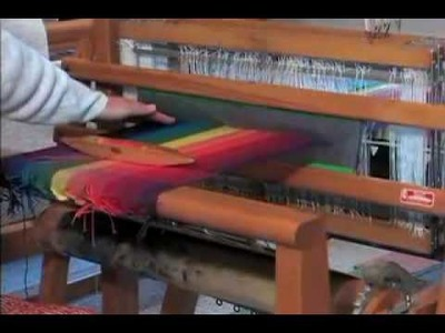 About Hand Weaving, Educational Video
