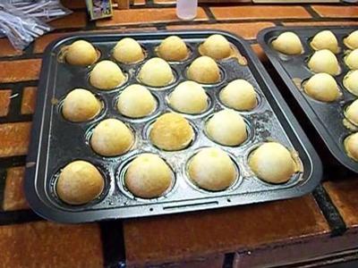 Doughnut Hole Pan For Cake Pops