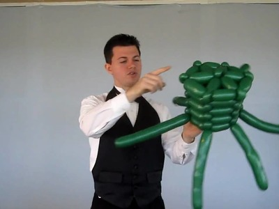 Balloon Library #25 Advanced Woven  Balloon Leprechaun Hat - Mr. Fudge, Your Balloon Man