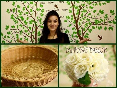 Como decorar una pared vacia ♥ Decoracion Hazlo tu mismo facil y barata!