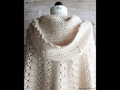 Crochet shawl| free |crochet patterns| 326