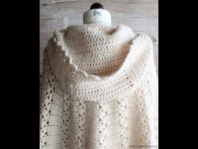 Crochet shawl| free |crochet patterns| 326