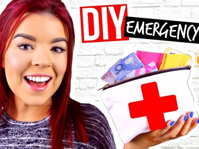 DIY Emergency School Supplies Kit!