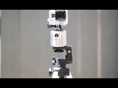 DIY GoPro Time Lapse Mount