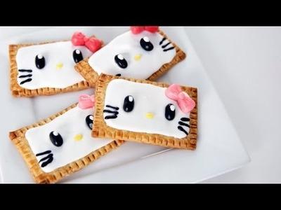 DIY Hello Kitty Pop-Tarts! | Eat the Trend