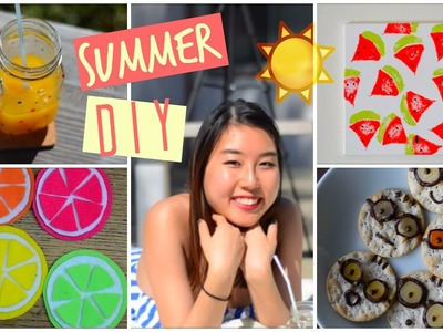 Easy DIYs You MUST Try for Summer!
