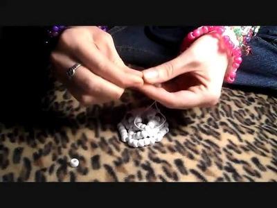 Gifts 3D Kandi Cheshire Cat & Hello Kitty Tutorial
