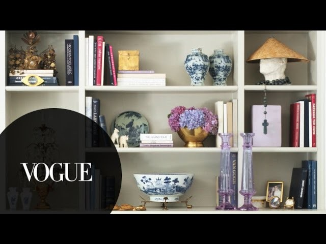 How to Create the Ultimate Shelfie with Interior Designer Windsor Smith