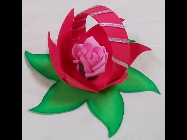 How to DIY Foam Flower Basket | How to DIY Foam Flower Basket + Tutorial .