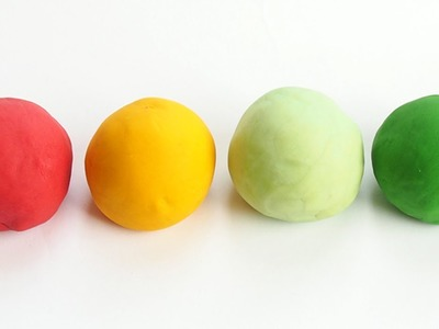 How to Make Playdough With Flour and Water and Salt