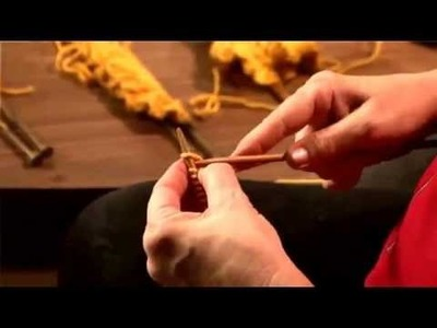 How to turn a Cast On into a Frill with Mandy Cameron   Craft Academy