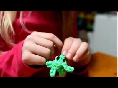 Make an 8-Legged Octopus with your Rainbow Loom!
