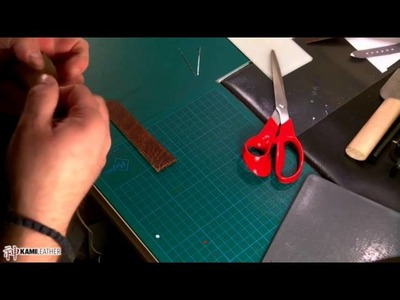 Making a watch strap