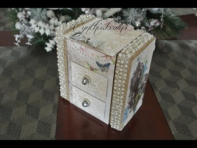 New Template, Jewelry Armoire!