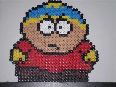 Perler bead South Park Cartman