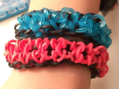 "Rainbow Loom Original ""Turtle Back©"" Bracelet"
