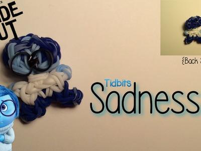 Rainbow Loom Sadness Charm. Inside Out [Tidbits Series]