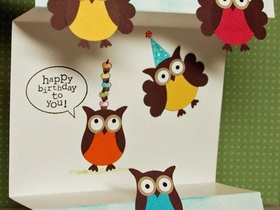 Split Owls with the Owl Punch