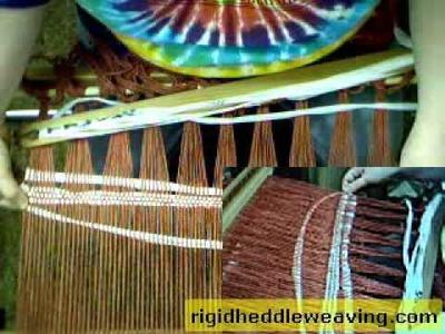 Technique for Weaving Straight Selvedges