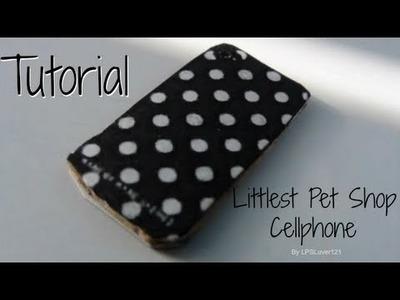 Tutorial: Littlest Pet Shop Cellphone