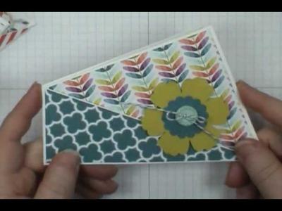 Twist Fold FUN Card