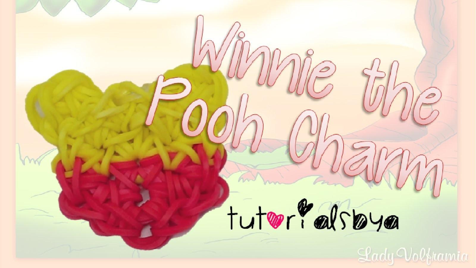 Winnie the Pooh Rainbow Loom Charm Tutorial