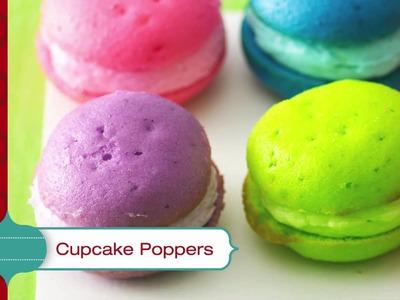 Best Cake Dessert Recipe - Cupcake Poppers