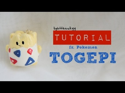 Clay Tutorial: Togepi