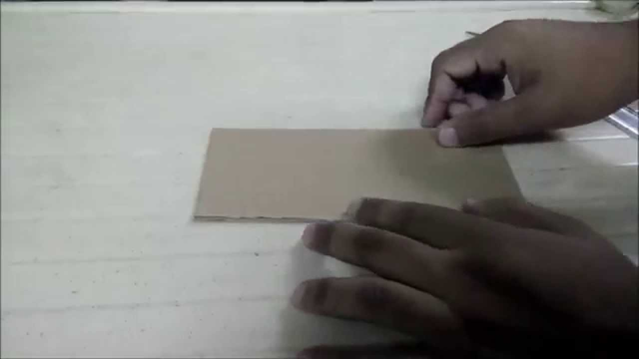DIY How to make Mobile Stand By using a cardboard in 3 minutes[TBG]