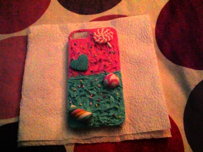 DIY iPhone 5 Decoden Case
