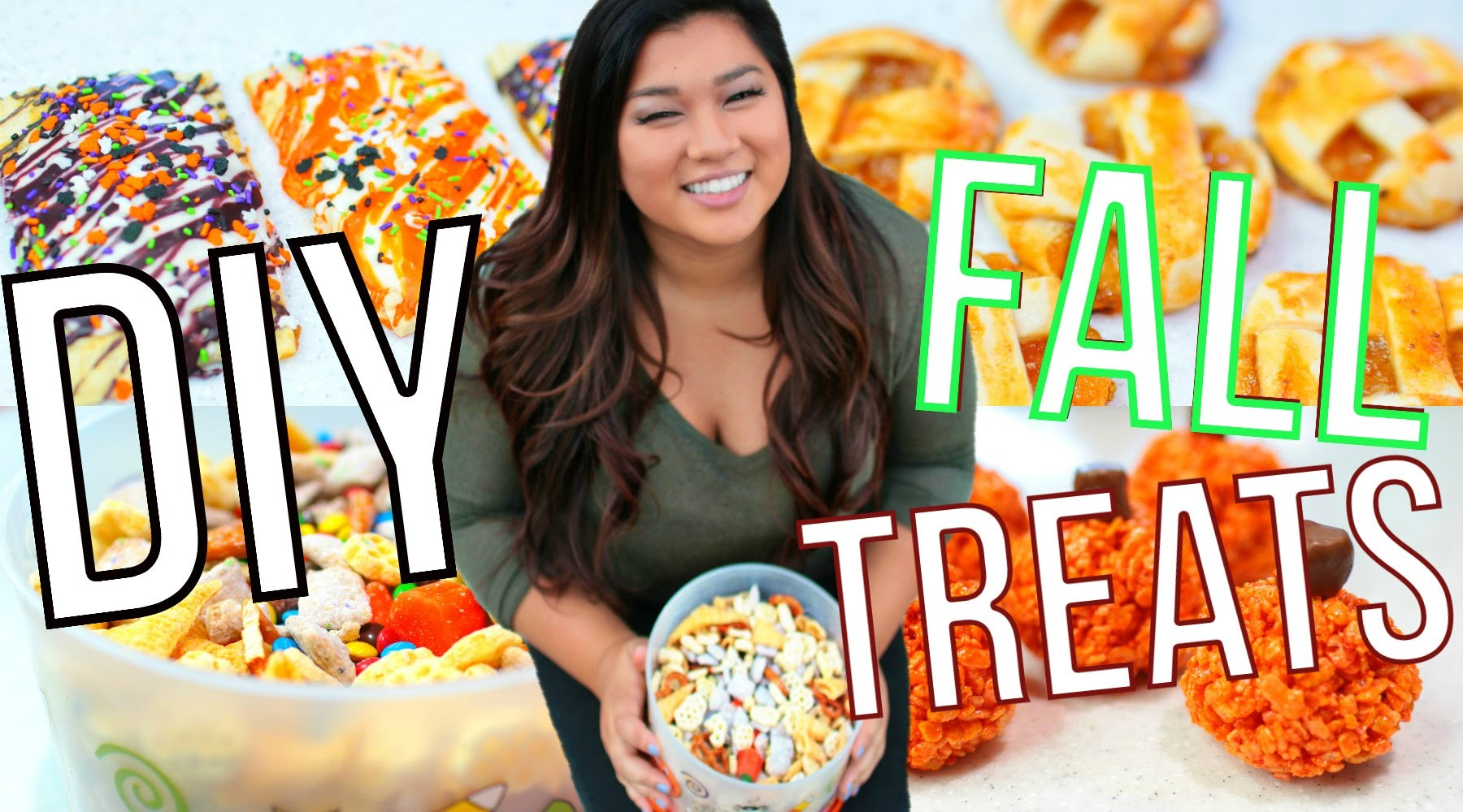 Easy & Cute DIY Fall Treats!